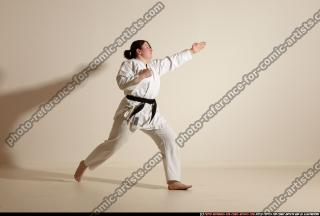 2012 03 MICHELLE SMAX KARATE POSE 11 076