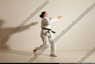 2012 03 MICHELLE SMAX KARATE POSE 11 077