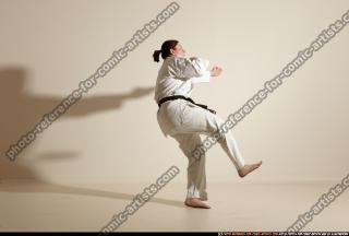 2012 03 MICHELLE SMAX KARATE POSE 11 078