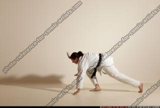 2012 03 MICHELLE SMAX KARATE POSE 11 083