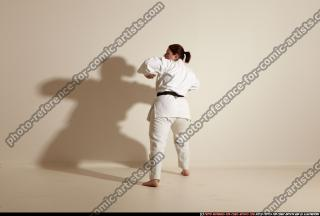 2012 03 MICHELLE SMAX KARATE POSE 11 097
