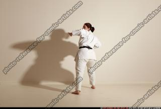 2012 03 MICHELLE SMAX KARATE POSE 11 098