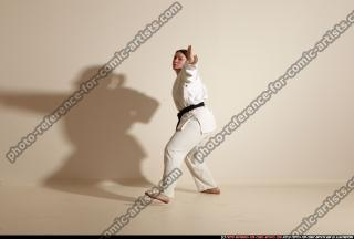 2012 03 MICHELLE SMAX KARATE POSE 11 106