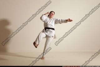 2012 03 MICHELLE SMAX KARATE POSE 11 110