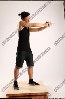 2014 06 TRIAD MOB STANDING AIMING PISTOL 06 C