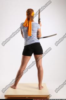 2014 08 AMY PIRATE FLINTLOCK SWORD GUARDING POSE 04 C