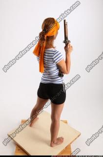 2014 08 AMY PIRATE FLINTLOCK SWORD GUARDING POSE 05 A