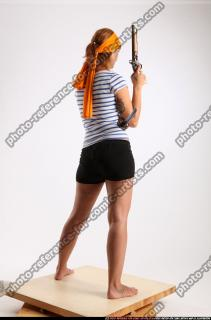2014 08 AMY PIRATE FLINTLOCK SWORD GUARDING POSE 05 C
