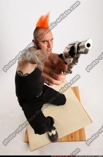 2015 04 EDGAR KNEELING REVOLVER SHOOTING 08