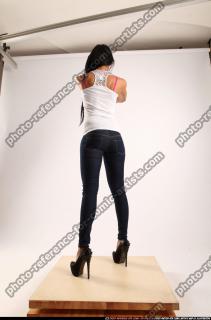 2015 05 KATERINE STANDING AIMING PISTOL 04 C