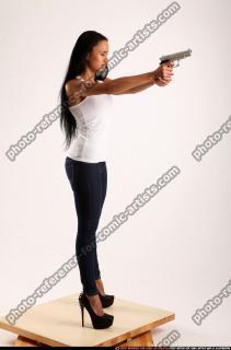 2015 05 KATERINE STANDING AIMING PISTOL 07 B