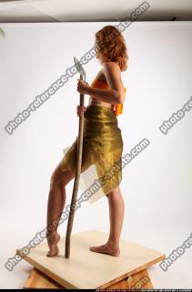 2015 11 AMY PREHISTORIC STANDING NEUTRAL POSE SPEAR 03 C