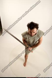 2016 04 LOGAN MEDIEVAL SWORD POSE2 00 A