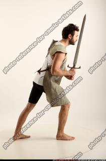 2016 04 LOGAN MEDIEVAL SWORD POSE2 06 B