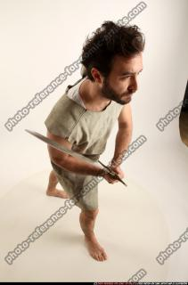 2016 04 LOGAN MEDIEVAL SWORD POSE2 10
