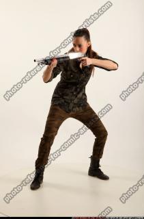2016 05 PATRICIA ARMY SHOTGUN POSE1 01 B
