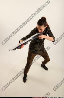 2016 05 PATRICIA ARMY SHOTGUN POSE1 01 A