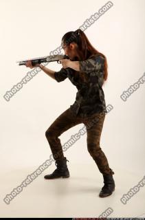 2016 05 PATRICIA ARMY SHOTGUN POSE1 03 B