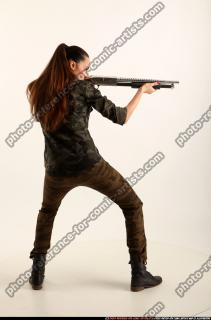 2016 05 PATRICIA ARMY SHOTGUN POSE1 06 B