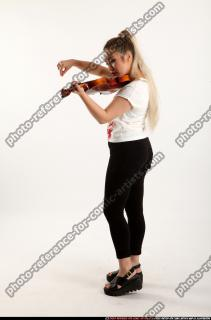 2016 11 KAYA STANDING PLAYING VIOLIN 01 B