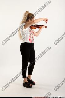 2016 11 KAYA STANDING PLAYING VIOLIN 05 B