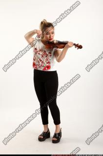 2016 11 KAYA STANDING PLAYING VIOLIN 07 B