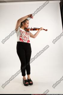 2016 11 KAYA STANDING PLAYING VIOLIN 06 C