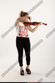 2016 11 KAYA STANDING PLAYING VIOLIN 06 B