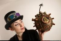 2017 03 CLAUDIA STEAMPUNK BOMB POSE2 11