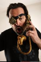 2017 05 JERRY STEAMPUNK PHONE POSE2 TALKING 10