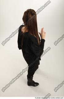 21 2018 01 ANGELIKA JEDI STANDING POSE FORCE