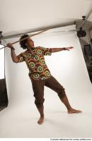 09 2018 01 ALBI AFRICAN THROWING POSE