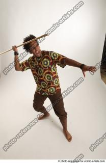 15 2018 01 ALBI AFRICAN THROWING POSE