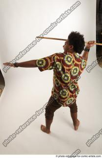 18 2018 01 ALBI AFRICAN THROWING POSE