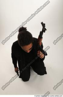 10 2018 01 ALBI FURY ACTION SITTING POSE WITH GUN