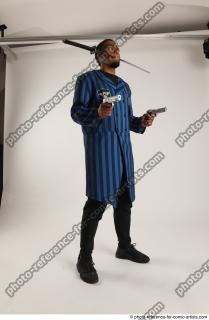 09 2018 01 ALBI STANDING POSE WITH KATANA AND TWO GUNS