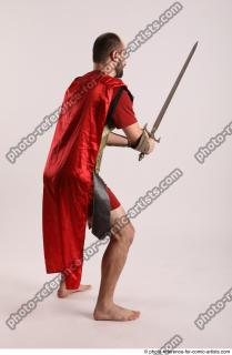 06 2019 01 MARCUS WARRIOR WITH SWORD