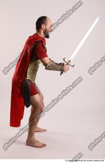 07 2019 01 MARCUS WARRIOR WITH SWORD