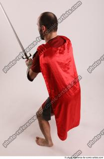 12 2019 01 MARCUS WARRIOR WITH SWORD