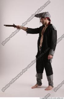 03 2019 01 JACK PIRATE STANDING POSE WITH GUN