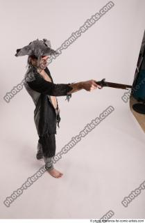 16 2019 01 JACK PIRATE STANDING POSE WITH GUN