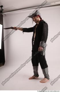 19 2019 01 JACK PIRATE STANDING POSE WITH GUN