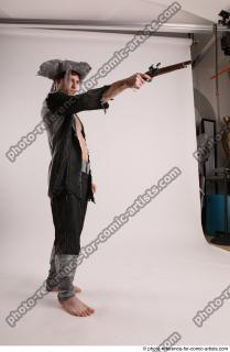 24 2019 01 JACK PIRATE STANDING POSE WITH GUN