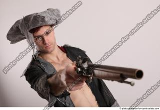 27 2019 01 JACK PIRATE STANDING POSE WITH GUN