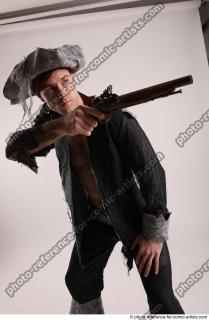28 2019 01 JACK YOUNG PIRATE WITH GUN