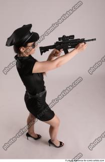 16 2019 01 NIKITA POLICEWOMAN IN ACTION