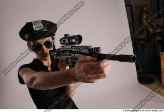 25 2019 01 NIKITA POLICEWOMAN IN ACTION