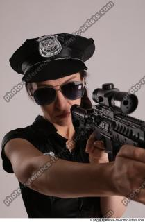 28 2019 01 NIKITA POLICEWOMAN IN ACTION