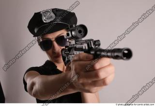 26 2019 01 NIKITA POLICEWOMAN IN ACTION