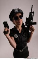 25 2019 01 NIKITA POLICEWOMAN WITH TWO GUNS
